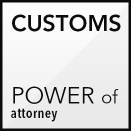 Coppersmith Import Customs POA