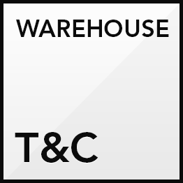 Coppersmith Warehouse Terms and Conditions