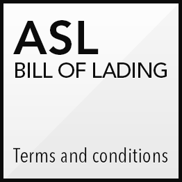 Adrienne Shipping Bill of Lading Terms and Conditions 2017