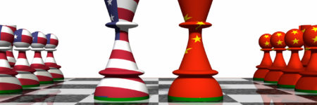 The US and China are engaged in a trade war adding costs to consumers in both countries.
